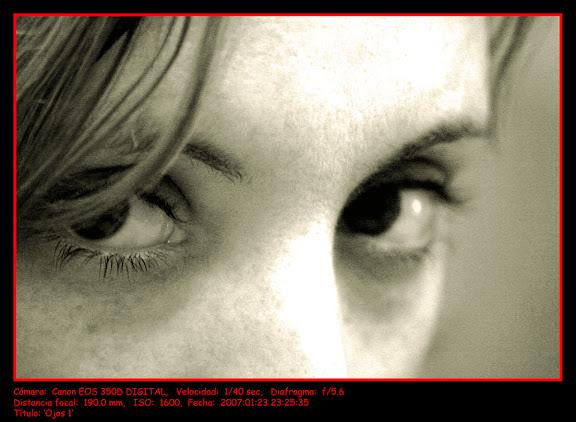 Ciborgdrive - Ojos