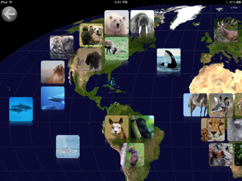 iLiveSpelling Mammals Explore