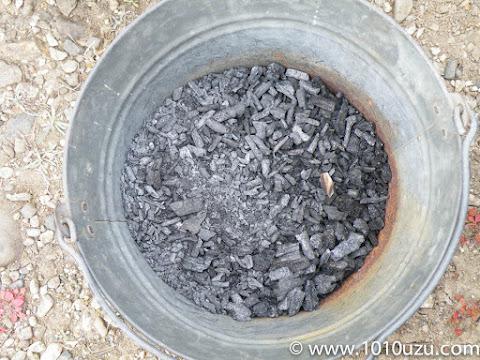 自家製木炭