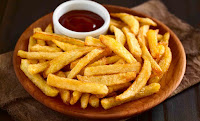 potatoes French fires