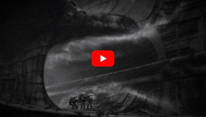 Evidência surpreendente de Estruturas Alienígenas na Lua