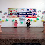 Debate Competition (V-A) 17-12-2016