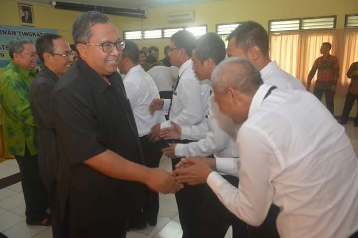 Diklat Kepemimpinan Pemkab Sukabumi Sarana PeningkatanKompetensi Bersifat Emosional Rasional dan Kultural