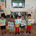 Introduction of Letter B (Nursery) 08.07.2016