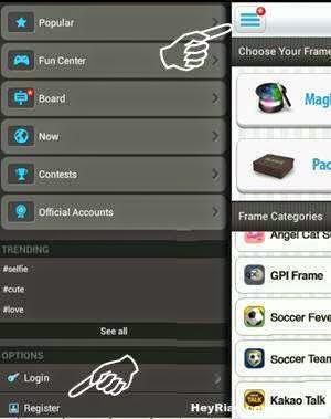 Cara mendaftar dan menggunakan aplikasi Pixmix di android sangatlah gampang Cara Menggunakan Pixmix Di Android