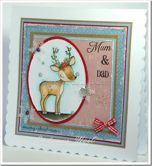 Christmas Deer (1)