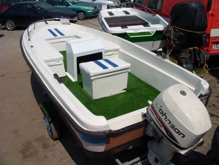 Лодки Second-hand Нов Внос DVCI7256