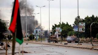 Allemagne: réunion de la coalition anti-Daech sur la libye