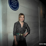 WWW.ENTSIMAGES.COM -    Hattie Morahan The Critics' Theatre Awards at Prince of Wales Theatre, Coventry Street London January 15th 2013                                                       Photo Mobis Photos/OIC 0203 174 1069
