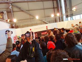 Mercedes Mclaren F1 Crowd