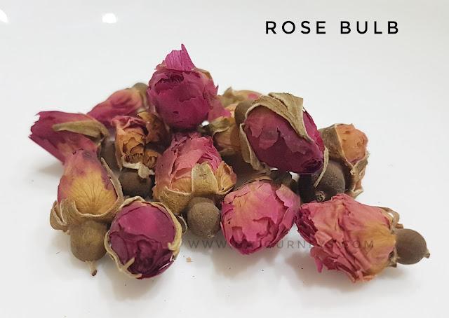 Manfaat dan Khasiat bunga mawar