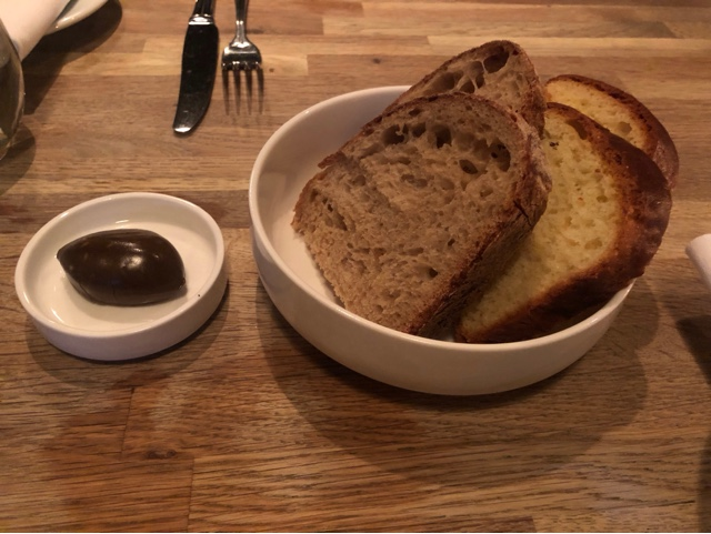 Bread and treacle butter