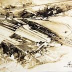 View of Snaeskerke from 2000 meters