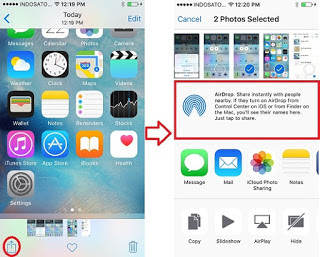 How to send data from iphone and ipad use airdrop bizz how airdrop2bkirim2bfoto2biphone2bipad how to send data from iphone and ccuart Choice Image