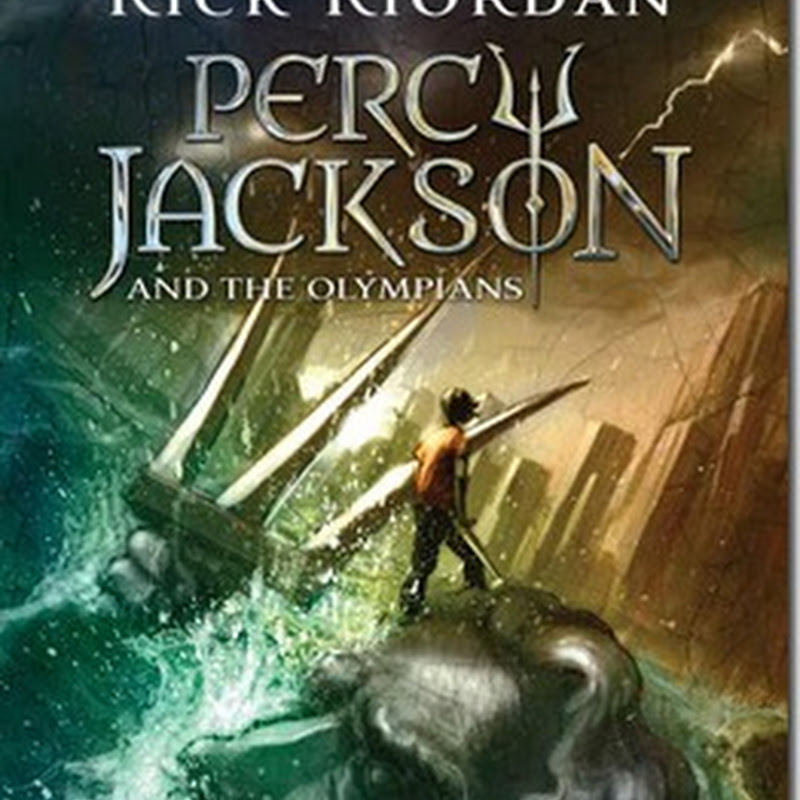 Percy Jackson and the Olympians Series 1-5 PDF Books Download