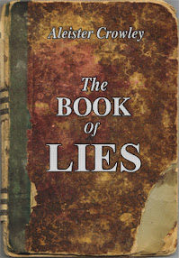 Cover of Aleister Crowley's Book The Book Of Lies