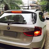 BMW%2BX1%2B %2BTraseira%2B %2BPlaca Carros