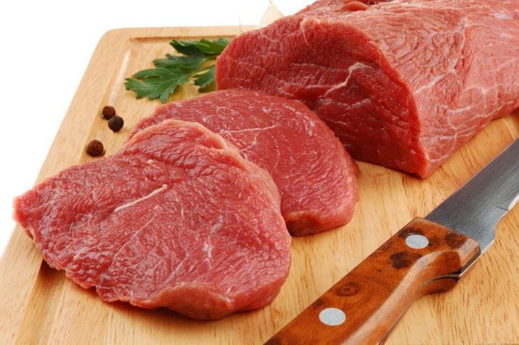 ăn thịt lợn lạc có béo