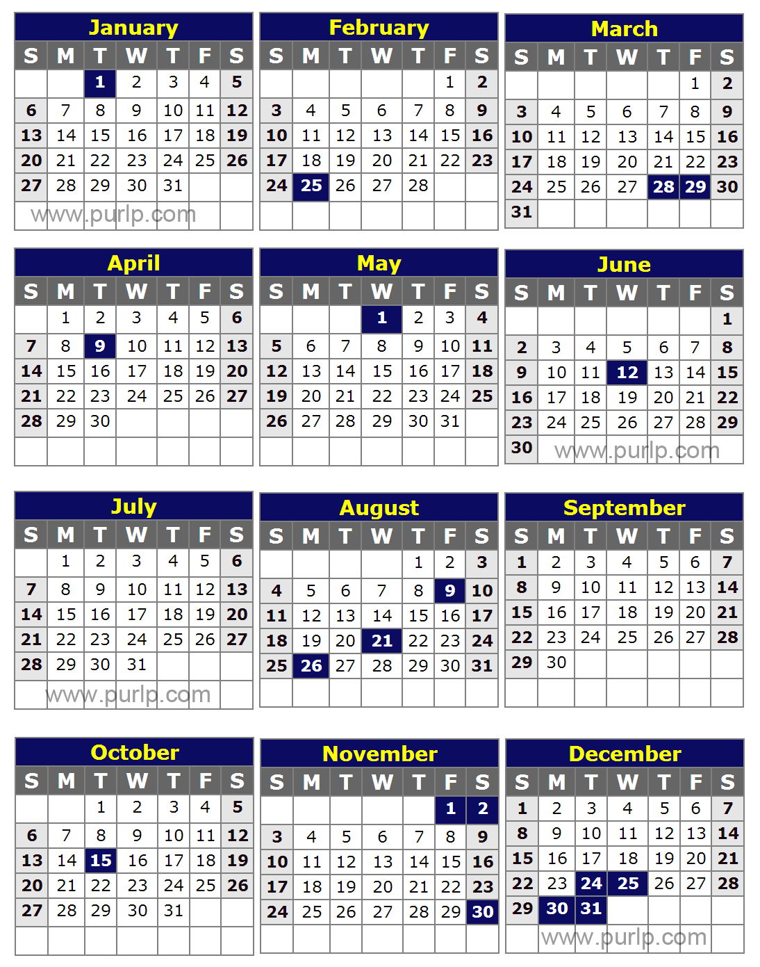 Calendar Holidays Philippines 2013 Calendar For Year 2018 United States Time And Date 2013 Calendar Philippines With Holidays – Photo Purlp