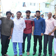 Nandamuri Kalyan Ram Puri Jagan Film Launch Photos