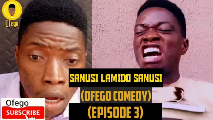 Ofego Comedy Episode Three, Sanusi Lamido Sanusi