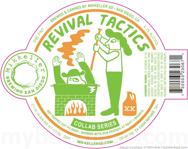 Mikkeller & Root + Branch Collaborate On Revival Tactics