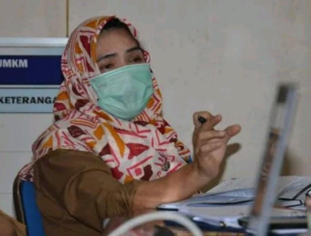 Pandemi, Dinas Koperasi UKM Kalteng Terus Lakukan Pembinaan UMKM