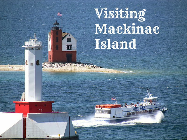 Visiting Mackinac Island - travel tips (and a bit of history)