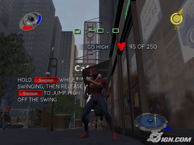 spiderman 3 game psp. Game features: