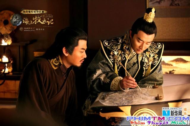Xem Phim Cửu Châu Hải Thượng Mục Vân Ký - Tribes And Empires Storm Of Prophecy - phimtm.com - Ảnh 2