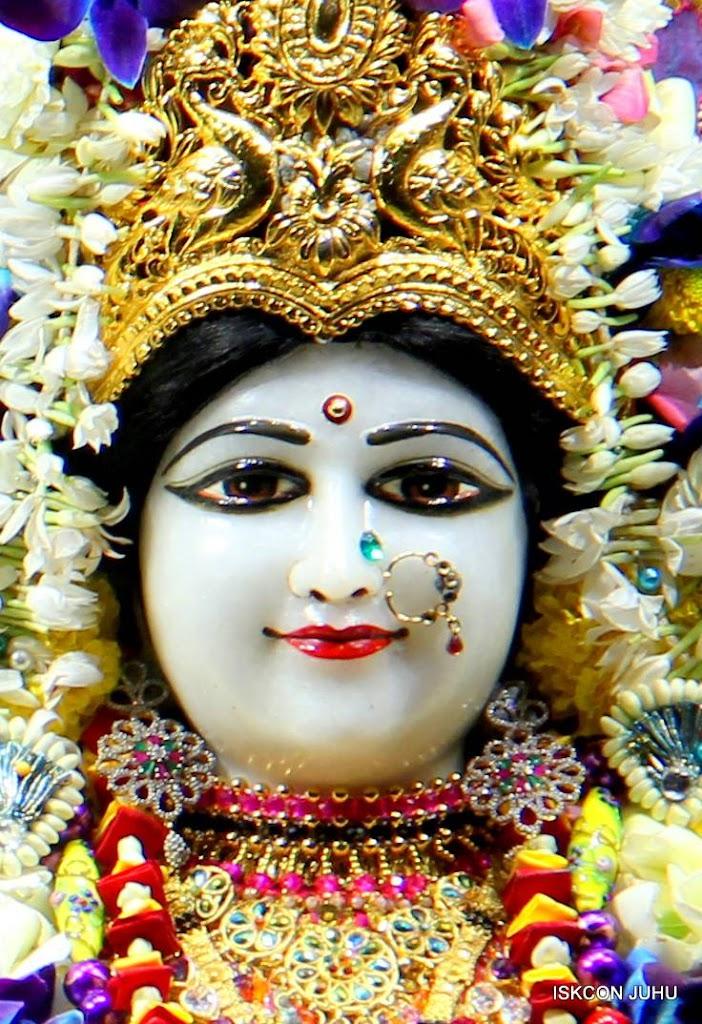 ISKCON Juhu Sringar Deity Darshan 29 Jan 2016 (6)