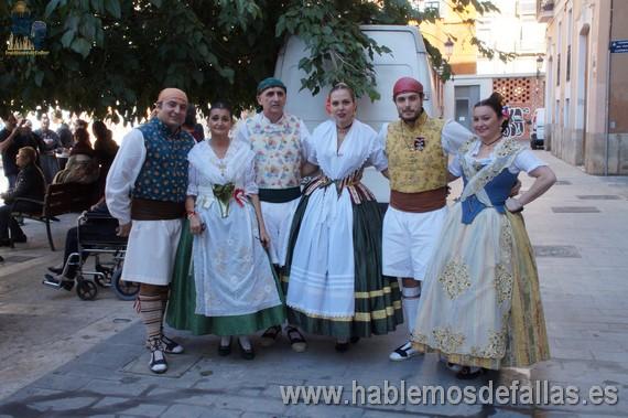 I Festival de Balls Regionals Falla Linterna - Na Robella.