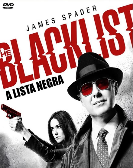 THE BLACKLIST - A LISTA NEGRA - series sucessos