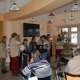 Betlémské světlo a zpívání v domově U Anežky