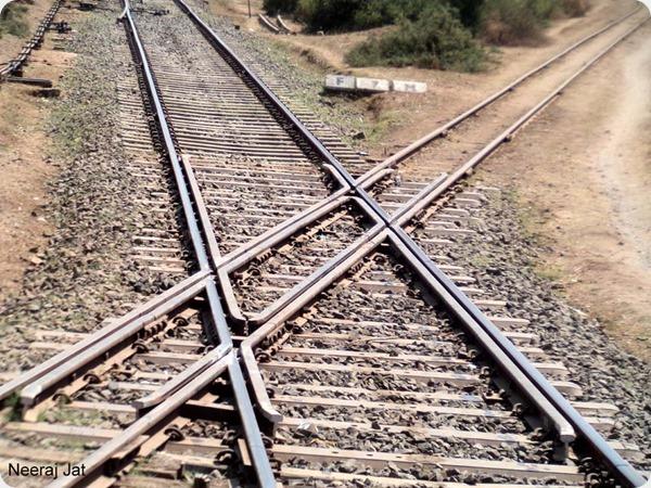 Nadiad - Bhadran NG Railway