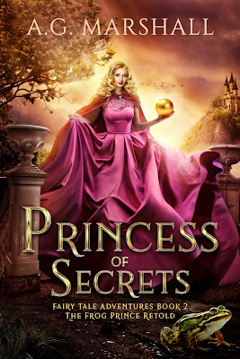 Princess of Secrets by A.G. Marshall