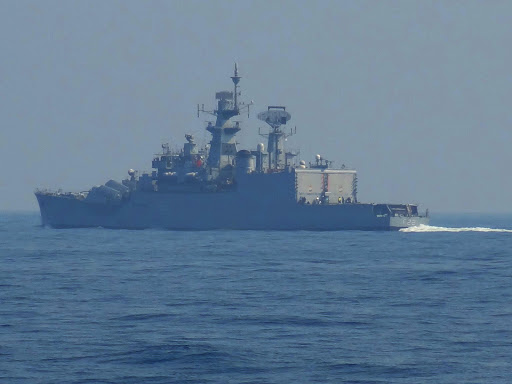 Godavari-class Frigate, INS Ganga [Indian Navy (IN)]
