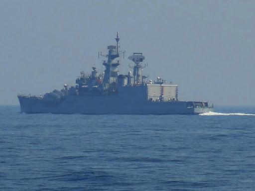 Godavari-class Frigate, INS Ganga [Indian Navy (IN)]