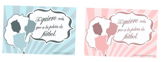 Etiquetas para regalos y decoración en el Día de la Madre.
