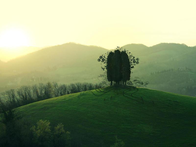 Magick Landscape Of Dream, Magical Landscapes 5