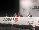 """No painel desta tarde, no """"Fórum dos Grandes Debates"""" da AL, com a companhia do Marcelo Portugal, do José Galló e do André Machado em 08-06-2015"""