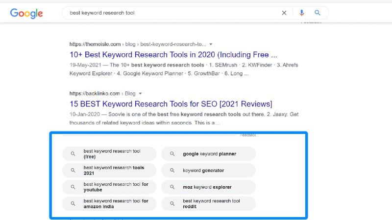 Best Keyword Research Strategies