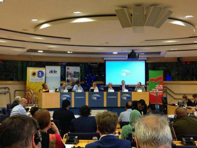 البرلمان الأوروبي يحتضن ندوة حول النهب الغير شرعي للثروات الطبيعية بالصحراء الغربية