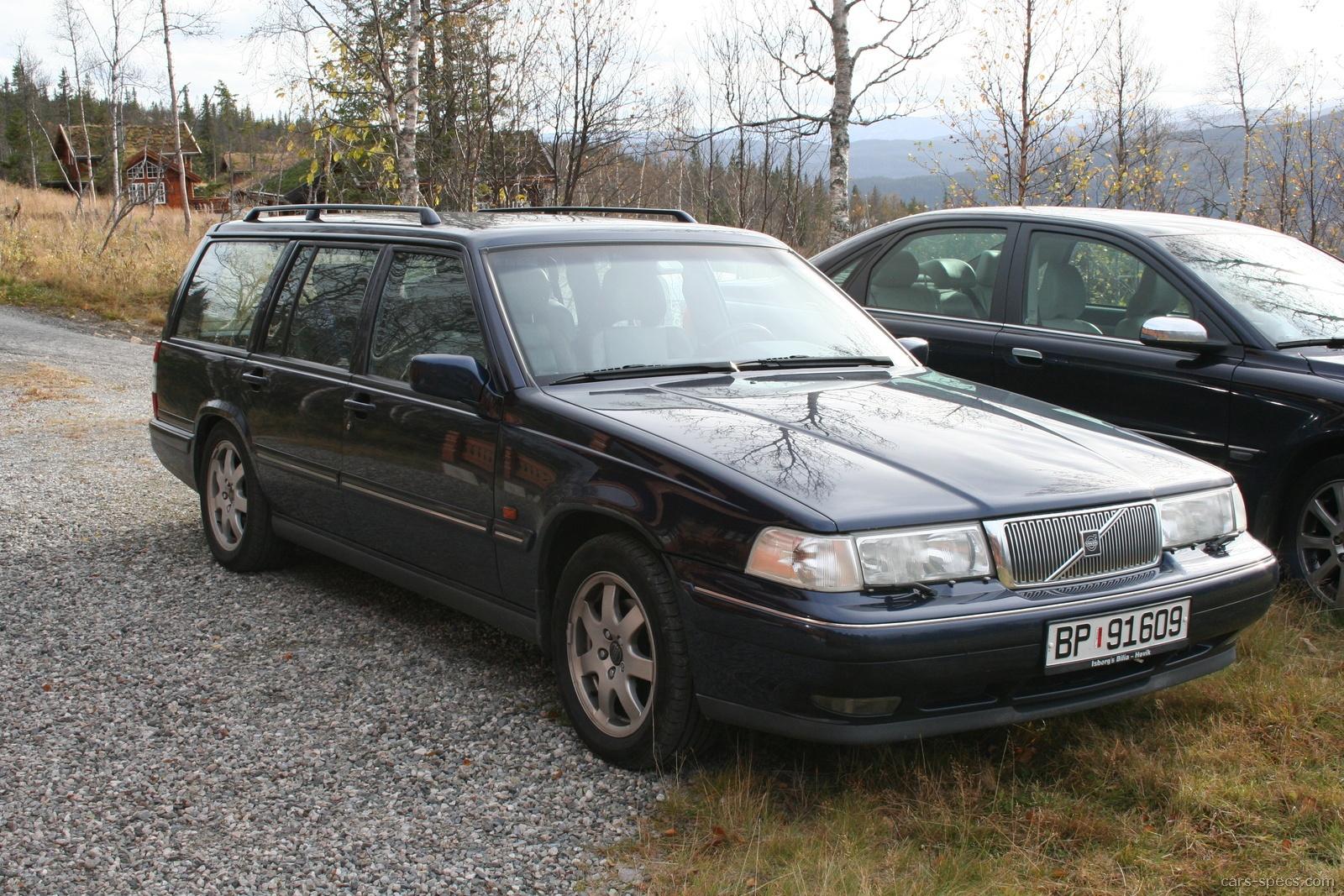 1997 volvo v90 wagon