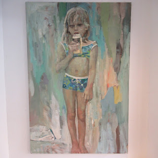 Mike Cockrill Largescale Signed Painting