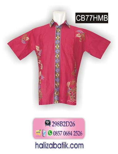 model baju batik pria, mode baju batik terbaru, baju batik pria modern