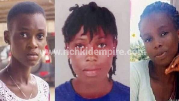 4 Missing Takoradi Girls Confirmed Dead After DNA Test - Ghana Police (Richkid Empire Music)