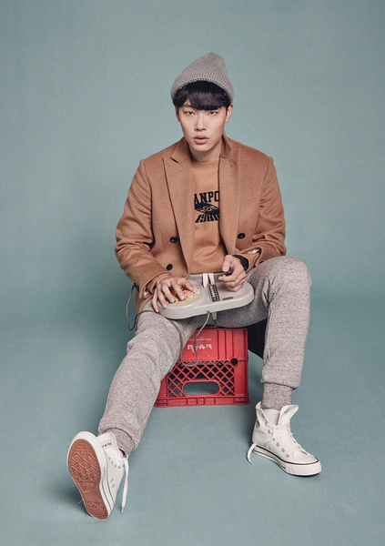 Ryu Jun-yeol Korea Actor