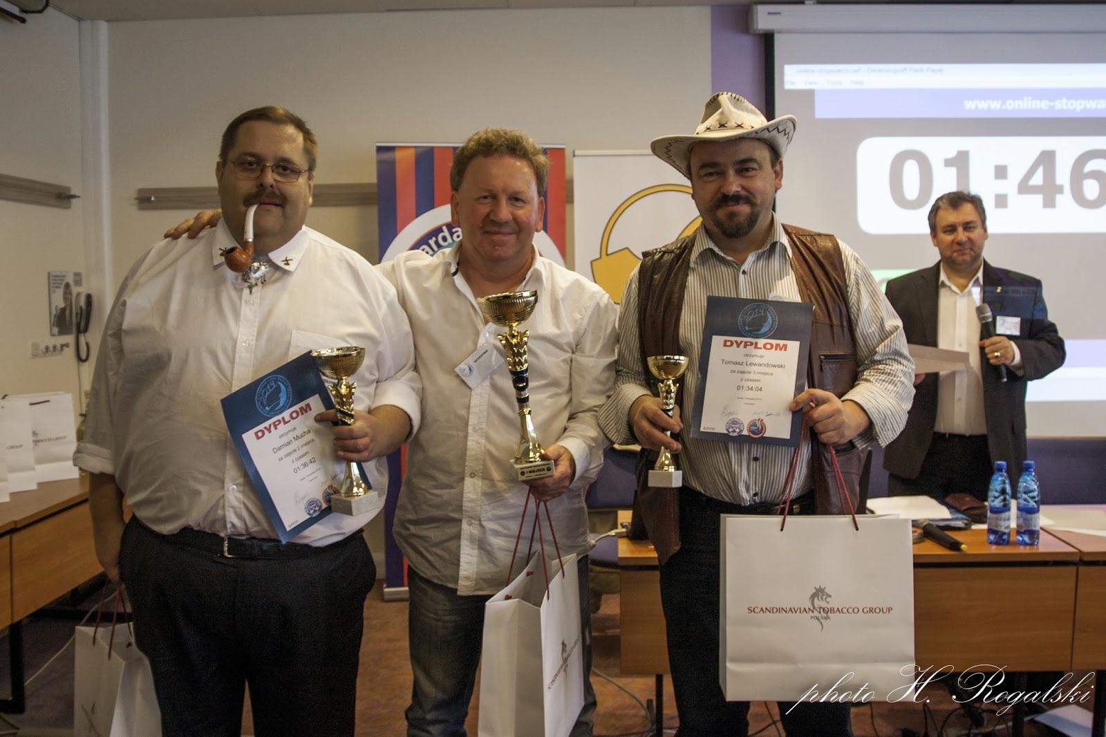 Fajkowy Puchar Poznania 2014-09-13