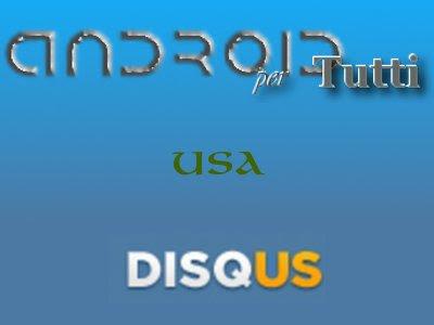 Android Per Tutti, Disqus, logo